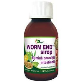 Worm End Sirop, 100 ml, Ayurmed