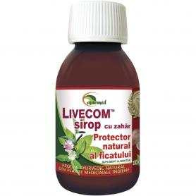 Livecom Sirop, 100 ml, Ayurmed