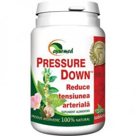 Pressure Down, 100 tablete, Ayurmed