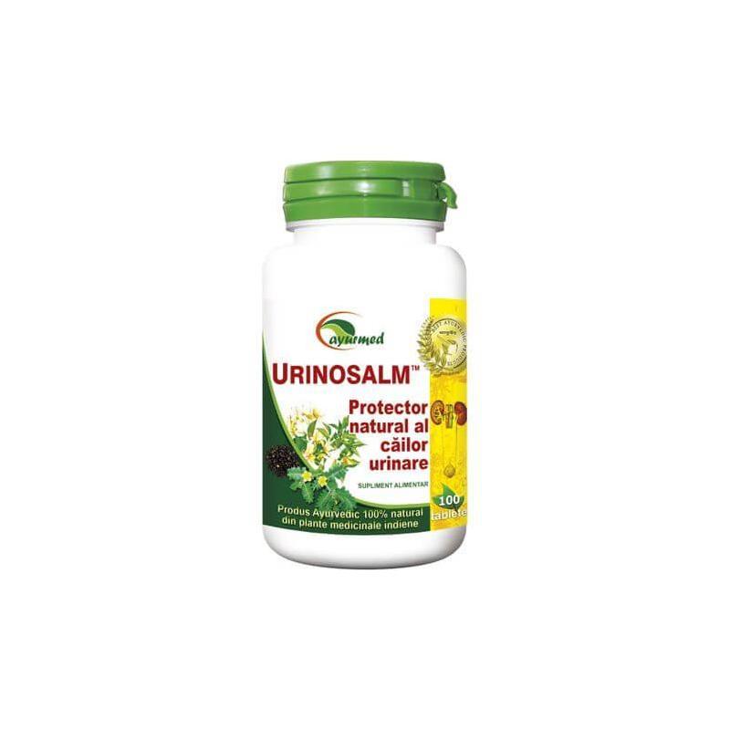 Urinosalm, 100 tablete, Ayurmed