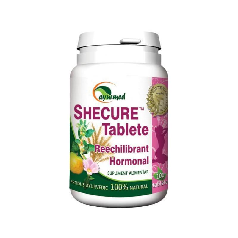 Shecure, 100 tablete, Ayurmed