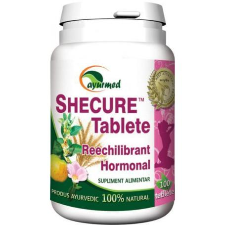 Shecure, 50 tablete, Ayurmed