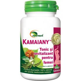 Kamaiany, 100 tablete, Ayurmed