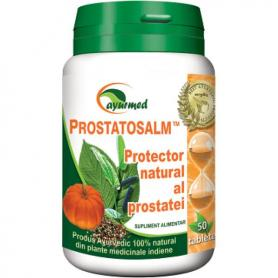 Prostatosalm, 100 tablete, Ayurmed
