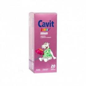 Cavit Junior Imun, 20 tablete, Biofarm