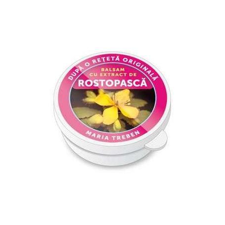 Crema tip balsam cu extract de rostopasca, 30 ml, Maria Treben