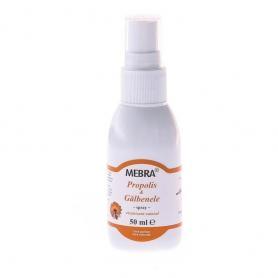 Spray cu propolis si galbenele Mebra