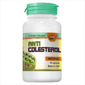 Anticolesterol, 30 capsule, Cosmopharm