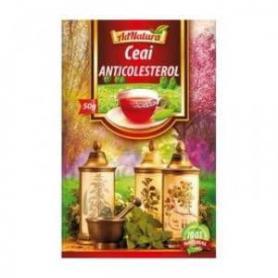 Ceai Anticolesterol, 25dz, Adserv
