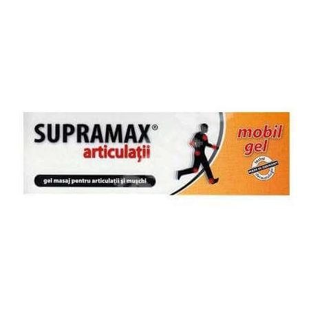 Supramax articulatii, gel 100 ml, dureri musculare si articulare, Zdrovit