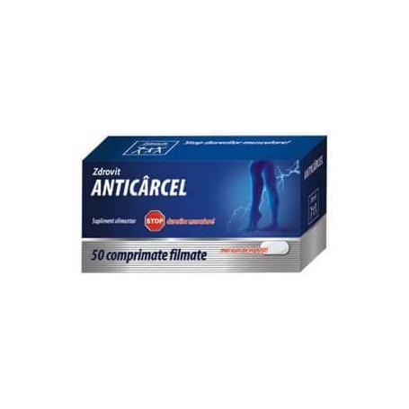 Anticarcel, 50 tablete, Zdrovit