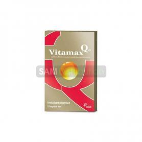 Vitamax Q10, 15 capsule, Omega Pharma