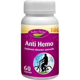 Anti Hemo, 60 capsule, Indian Herbal