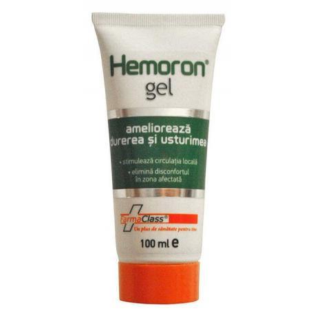 Hemoron gel, 100 ml, FarmaClass
