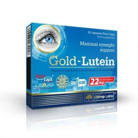 Gold Lutein, 30 capsule, Olimp Labs pret, prospect