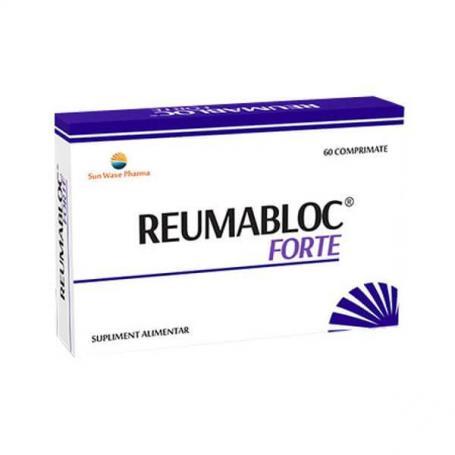 Reumabloc Forte, 60 capsule, Sun Wave Pharma