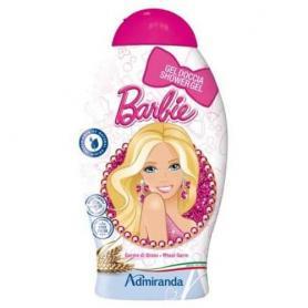 Gel de dus pentru copii, 250 ml, Barbie