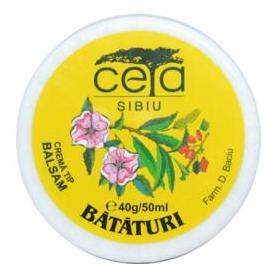 Crema balsam pentru bataturi, 40 g, Ceta Sibiu