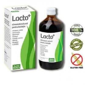 Lacto+, stimularea lactatie natural, GemaNatura