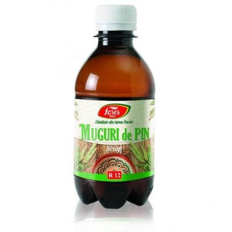 Sirop Muguri Pin, 250 ml, Fares