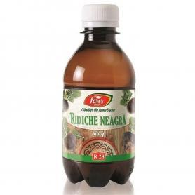 Sirop de Ridiche Neagra, 250 ml, Fares