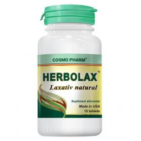 Herbolax, 10 tablete, Cosmopharm