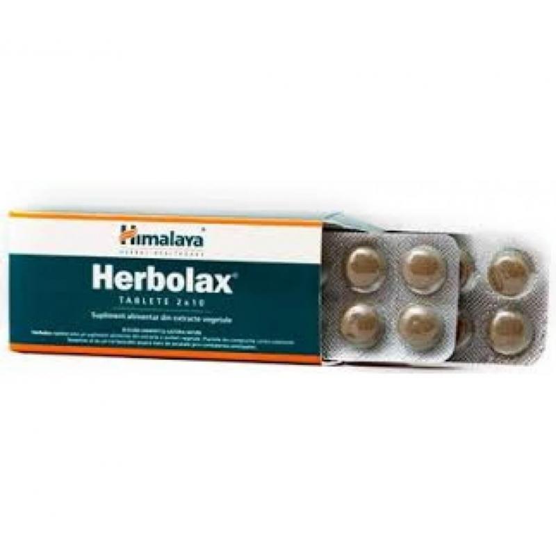 Herbolax, 20 tablete, Himalaya