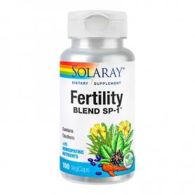 Fertility Blend, 100cps, Secom (Afrodisiac natural femei si barbati)