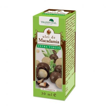 Ulei de Macadamia 30 ml Parapharm