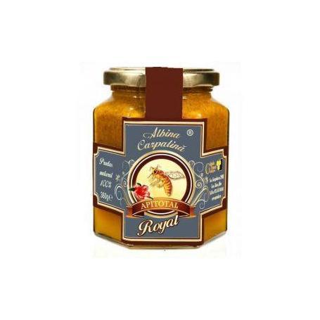 Apitotal - polen, laptisor de matca, propolis, 360gr, Apicola Pastoral Georgescu