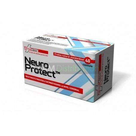 Neuro Protect, 40 capsule,FarmaClass