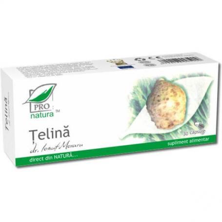 Telina, 30 capsule, Medica