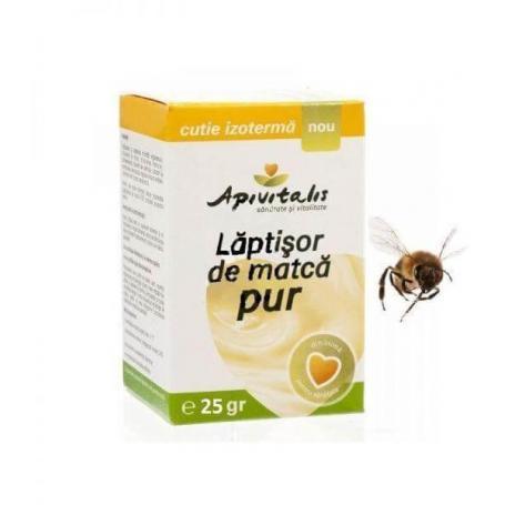 Laptisor de matca pur, 10 gr, Apivitalis