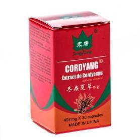 Cordyang, cordiceps extract, 30 capsule, Yong kang