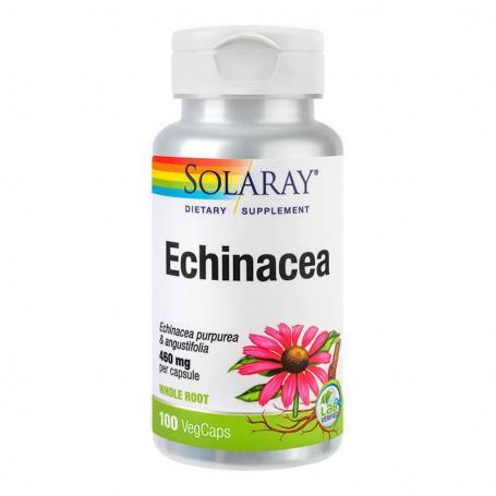 Echinaceea, 100 capsule, Solary (Secom)