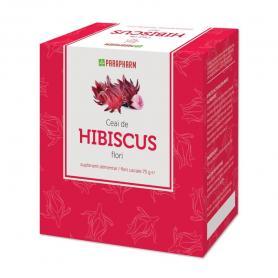 Ceai Hibiscus, 75 g (pret, prospect) Parapharm