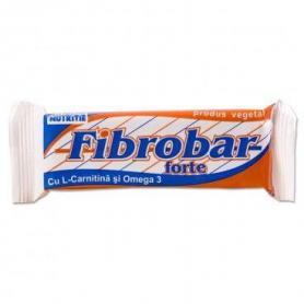Fibrobar Forte, baton pentru slabit, 60 gr, Redis