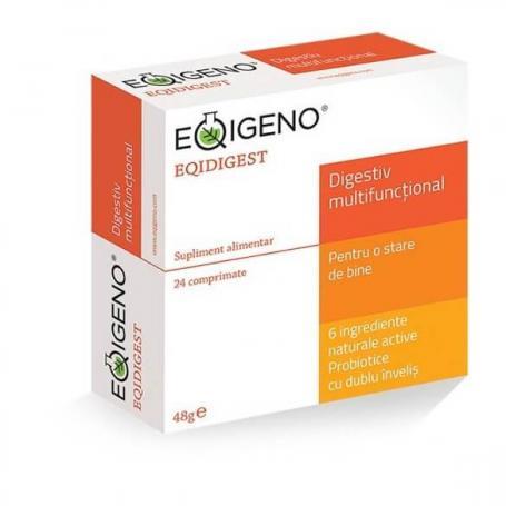 Eqidigest, 24 comprimate (pret, prospect) Eqigeno