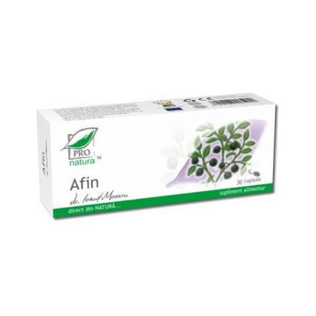 Afin, 30 capsule, Pro Natura