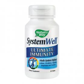 System Well ultimate immunity, 30 tablete, Secom Natures Way