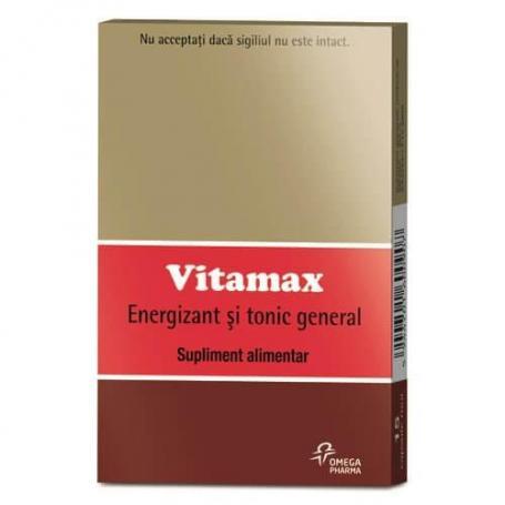 Vitamax, 15 capsule, Omega Pharma
