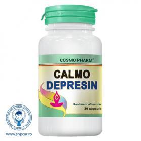 Calmo Depresin, 30 capsule (pret, prospect) Cosmopharm