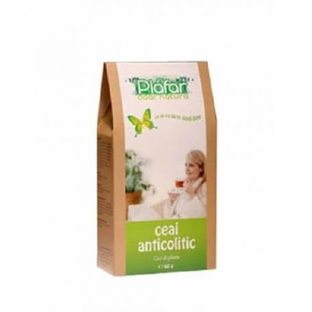 Ceai Anticolitic, 50gr, Plafar