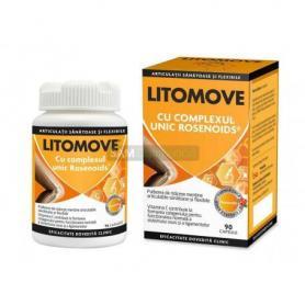 Litomove, 90 capsule, Orkla Health pret, prospect