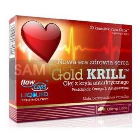 Gold Krill, 30 capsule, Olimp Labs pret, prospect
