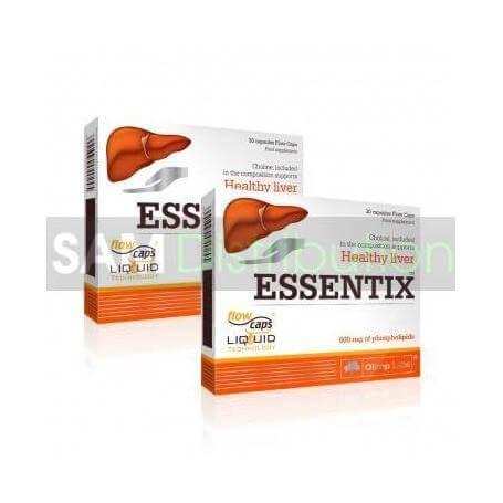 Essentix 30 capsule ficat sanatos