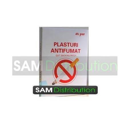 Plasturi antifumat An Yao, 8 buc Naturalia Diet