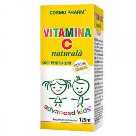 Sirop Vitamina C naturala, 125 ml (pret, prospect) Cosmopharm
