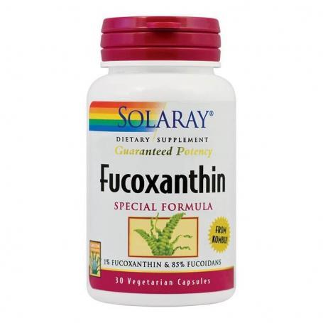 Fucoxanthin, 30 capsule, Secom
