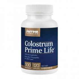 Colostrum Prime Life, 500mg, 120 capsule (pret, prospect) Secom